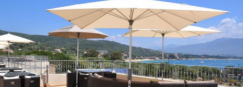 Porto Pollo en Corse, une station balnéaire au calme
