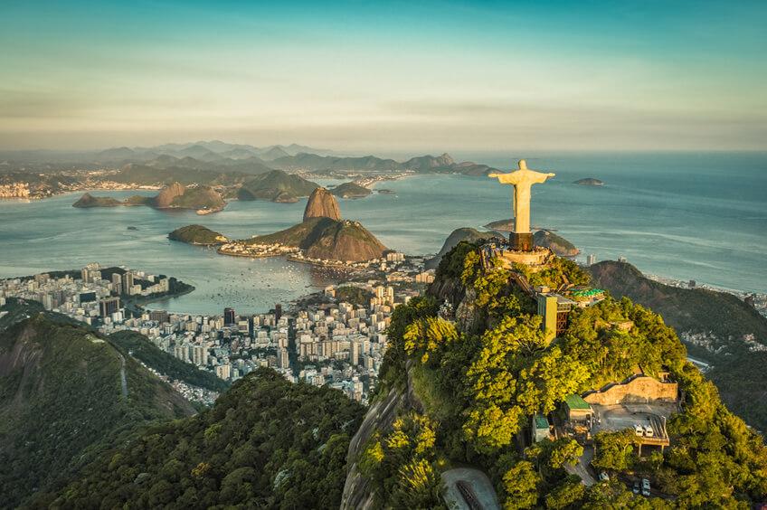 En route pour découvrir Rio de Janeiro