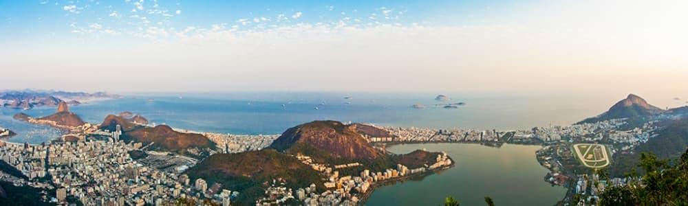 Effectuer une croisière extraordinaire au Brésil