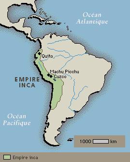 L'empire Inca
