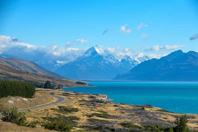 5 Lieux incontournables à visiter sur l'île du Sud en Nouvelle-Zélande