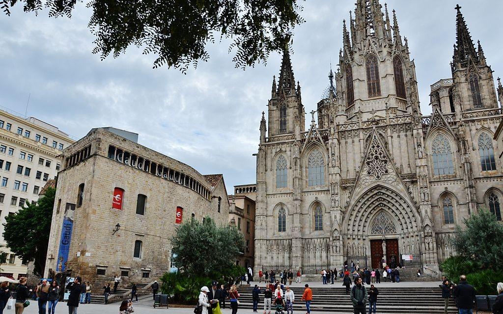 3 endroits immanquables lors les visites guidées à Barcelone