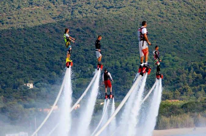 Top 5 des activités à grosses sensations en France