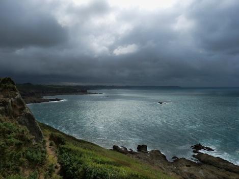 La Côte d'Émeraude, destination touristique de la Bretagne
