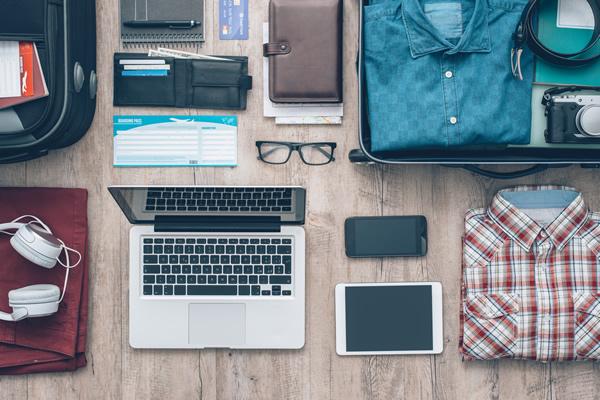 6 précautions à prendre si vous voyagez avec vos appareils mobiles