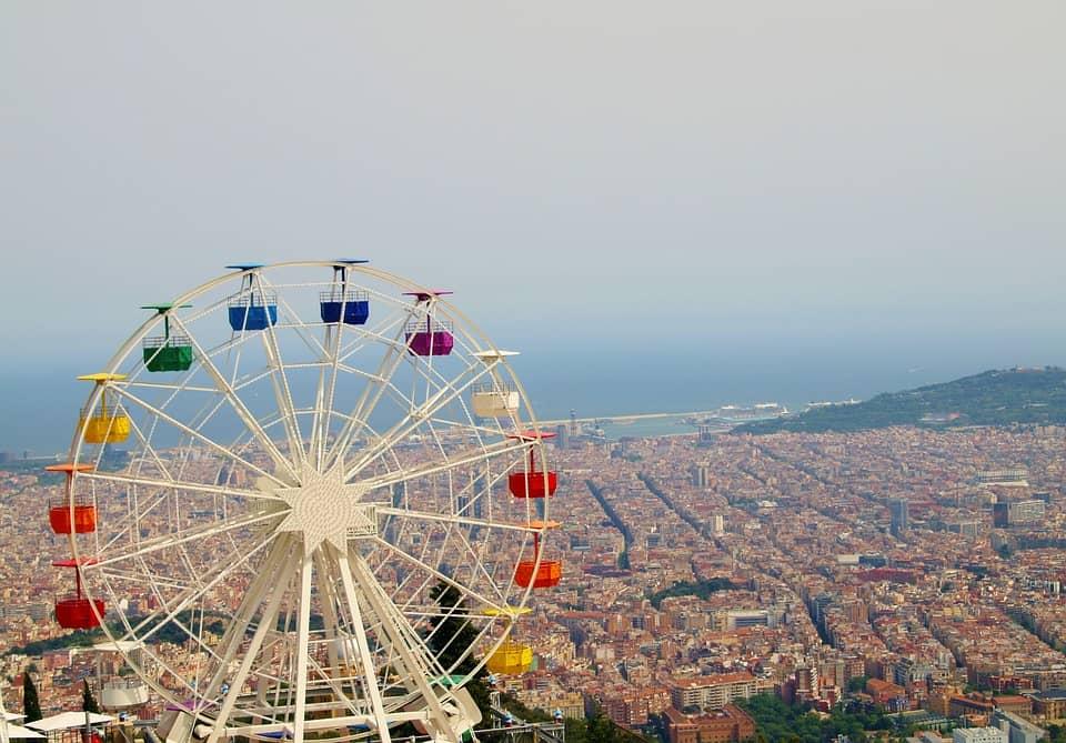 Barcelone, destination idéale pour un EVG