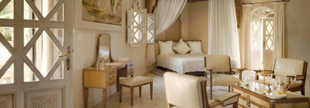 Profitez de votre séjour au sein de l'hôtel de luxe la Sultana, pour découvrir le jardin Majorelle