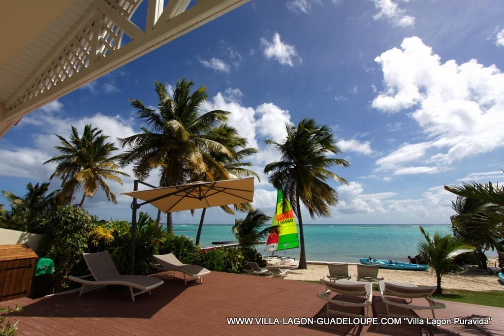 Villa Pura Vida - 4 chambres - Saint François - Guadeloupe