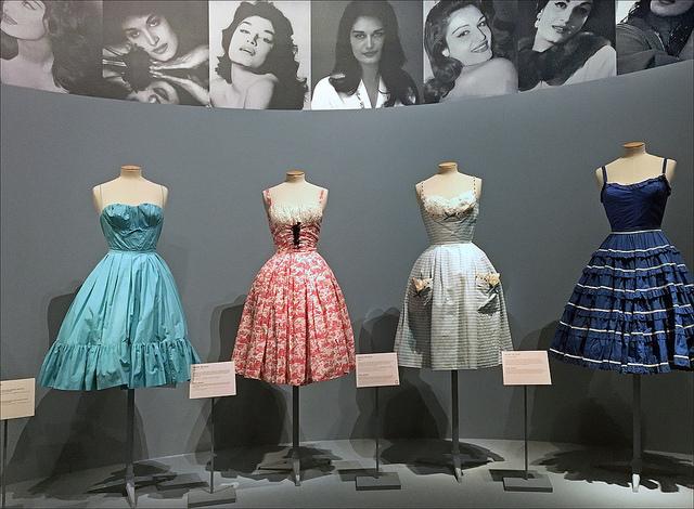 Inclure les expo mode à Paris à votre agenda culturel