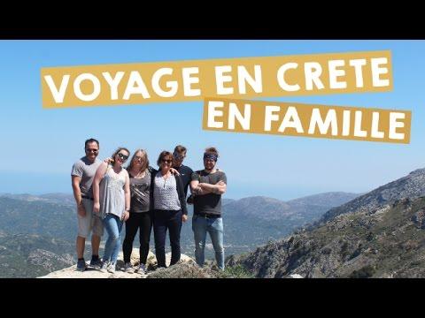 La Crète en famille ça vous tente ?