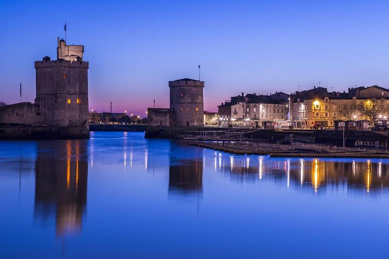 Vacances en famille à La Rochelle