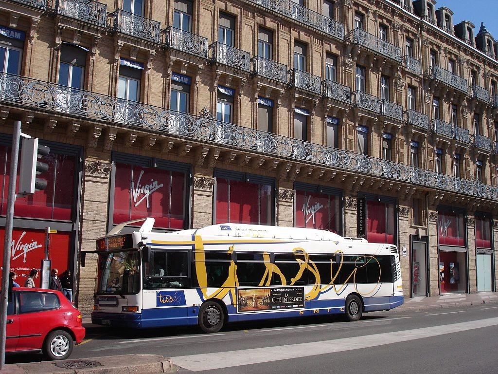 France-Toulouse-Déplacement