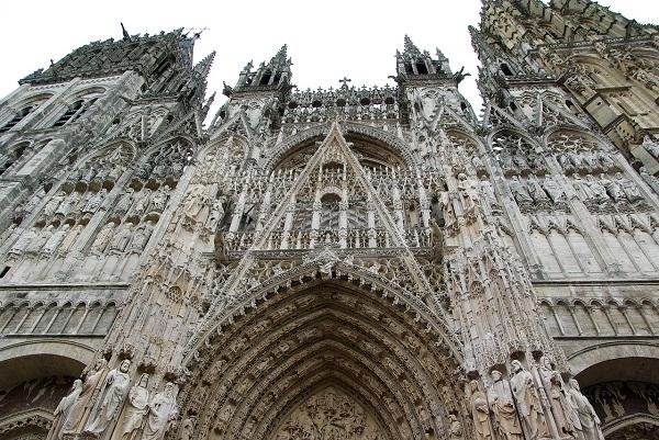 Visiter Rouen en un week-end
