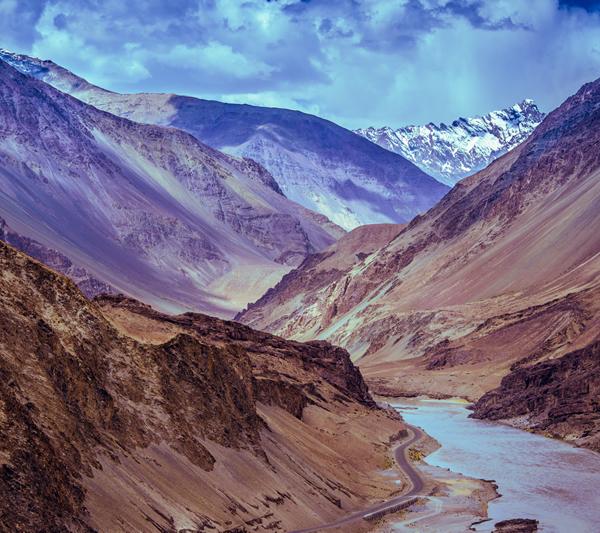 Une excursion hors du commun dans l'Himalaya