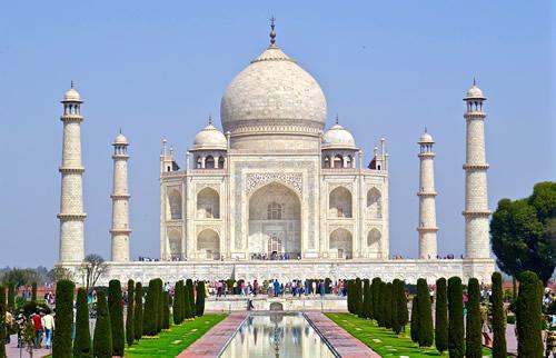 Tourisme culturel à Agra