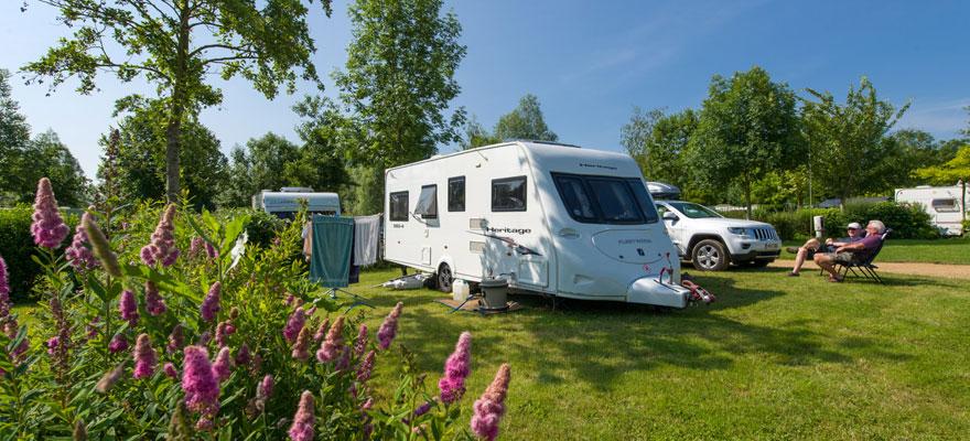 Où camper à Angers ?