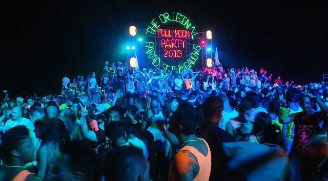 Full Moon Party entre amis : le guide pratique