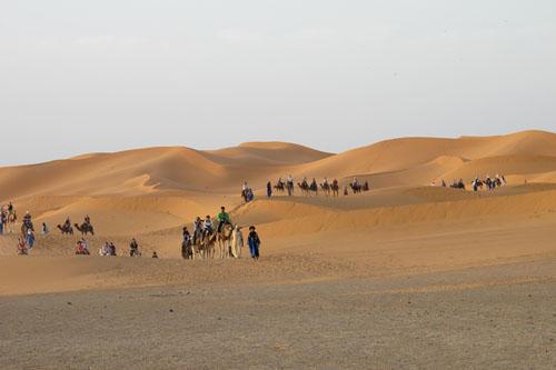 Le Maroc, un pays de contrastes