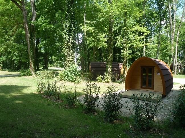 Un week-end près de Troyes dans un hébergement insolite