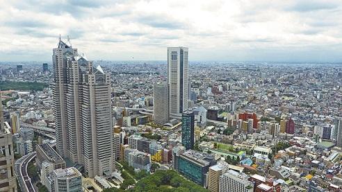 Tokyo, la mégalopole la plus peuplée du monde