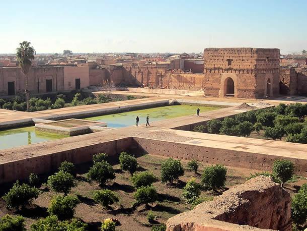 L'incontournable Palais El Badia à Marrakech
