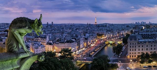 Le dépaysement autrement : la France vue d'en haut