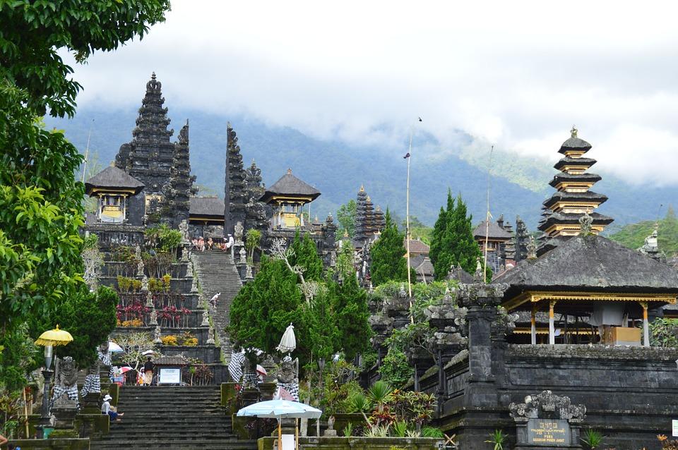 Voyage à Bali: à la découverte de grands temples