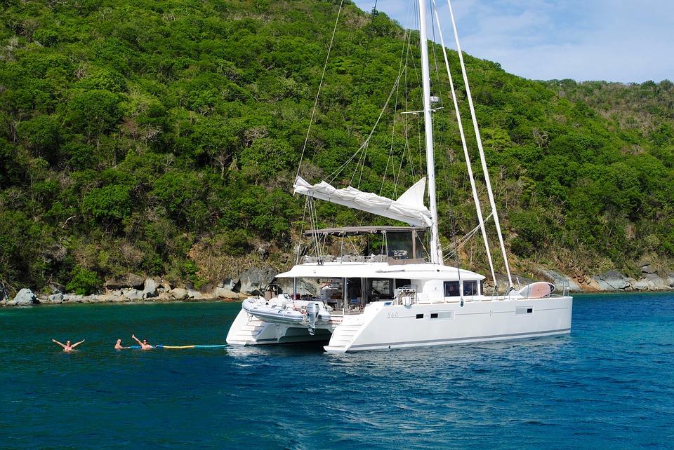 Croisière aux Antilles: monocoque ou catamaran?
