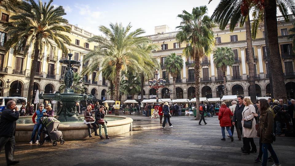 La ville des prodiges «voyage à Barcelone»