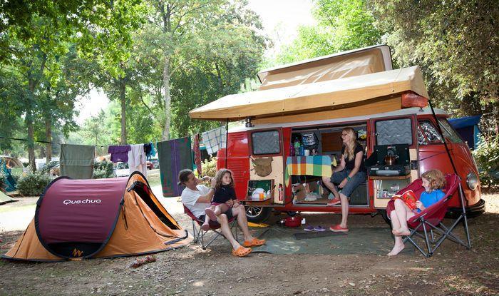 Comment passer d'agréables vacances en famille au camping?