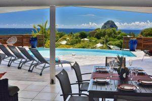 Quels sont les avantages de passer la location villa en Martinique ?