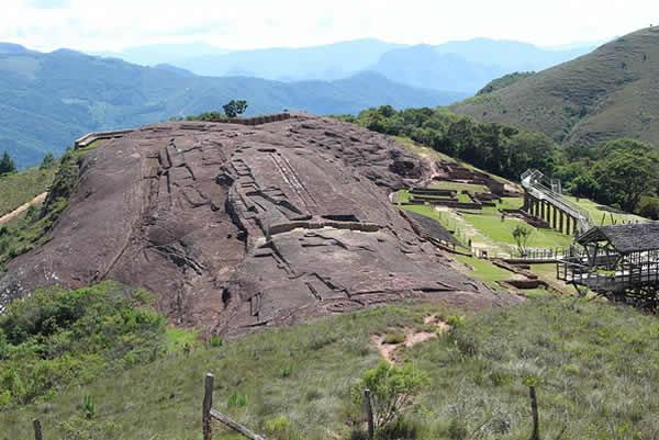 Itinéraire d'un séjour en Bolivie en partant de Santa Cruz