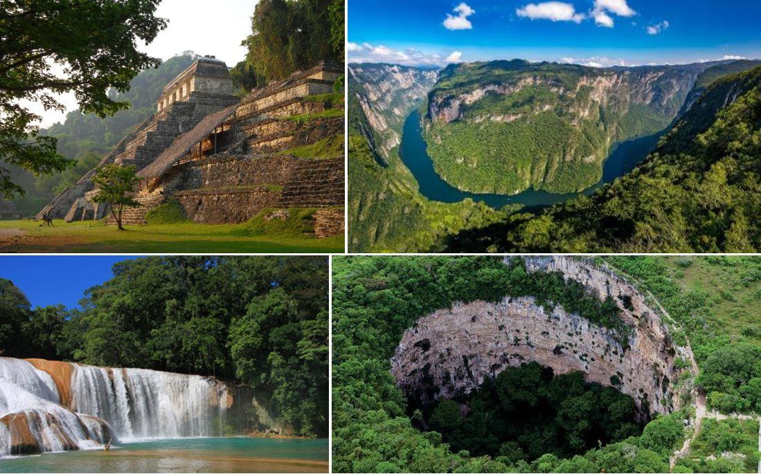 Visiter le Chiapas pendant son voyage au Mexique