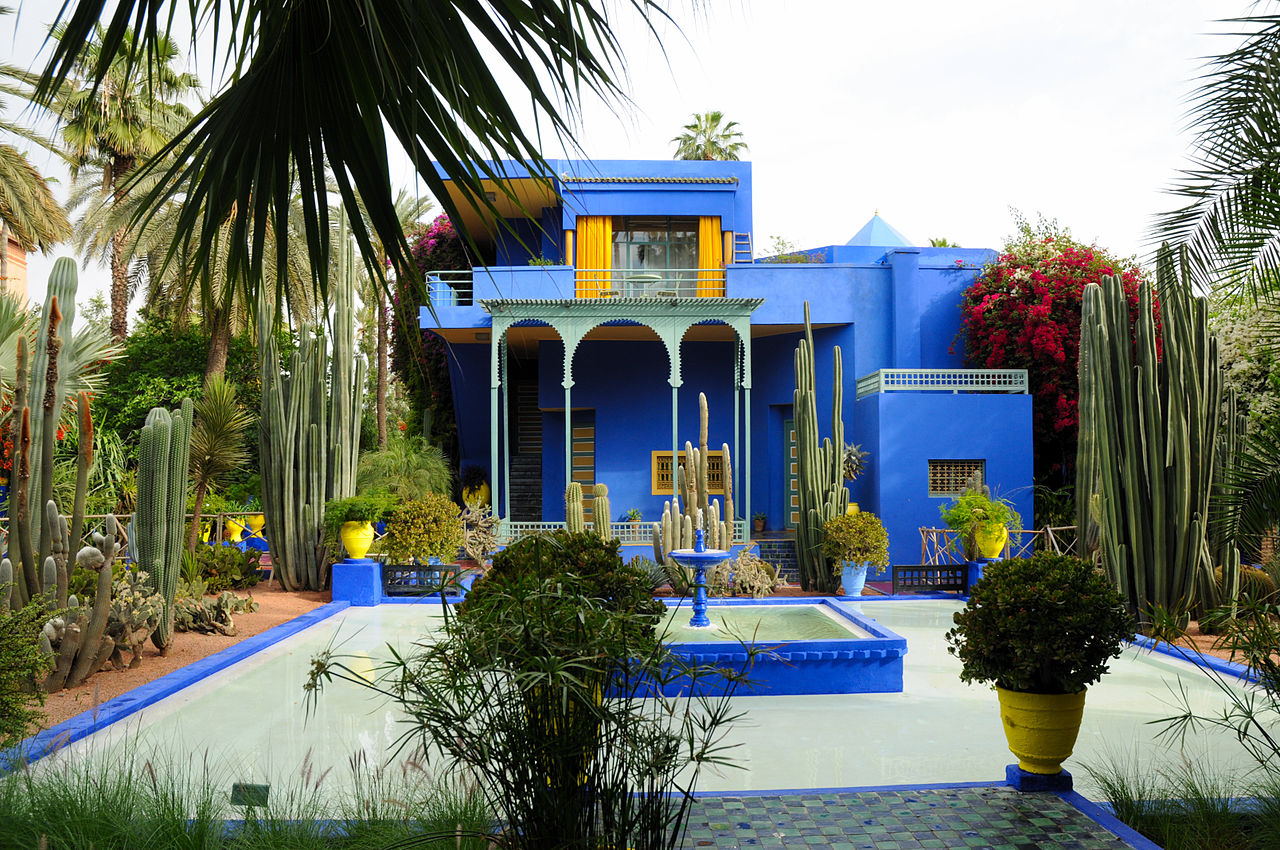 Quels jardins visiter à Marrakech?