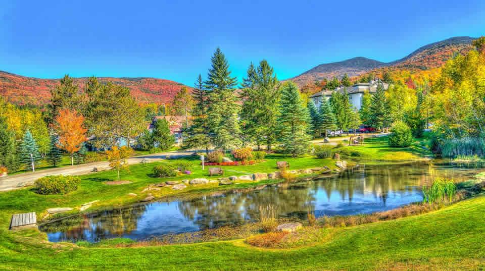 Découvrez Stowe, la merveille du Vermont, aux États-Unis