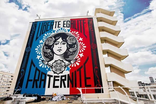 Découvrir Paris 13ème et sa galerie à ciel ouvert