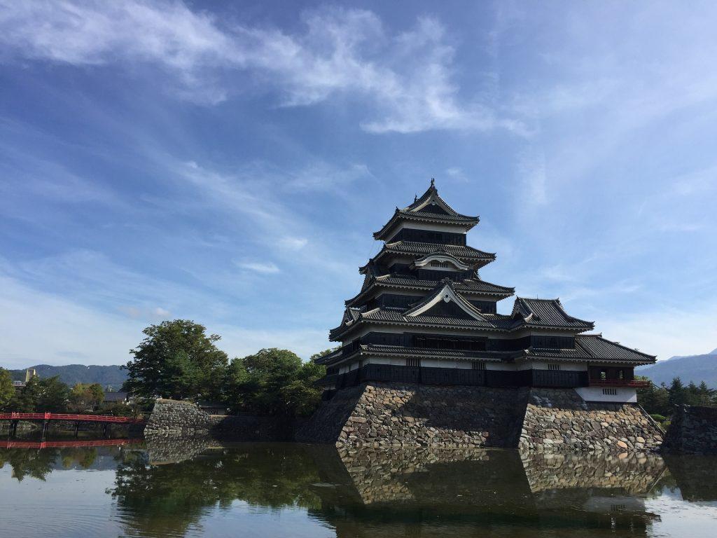 Séjour au Japon : visiter le Château de Matsumoto