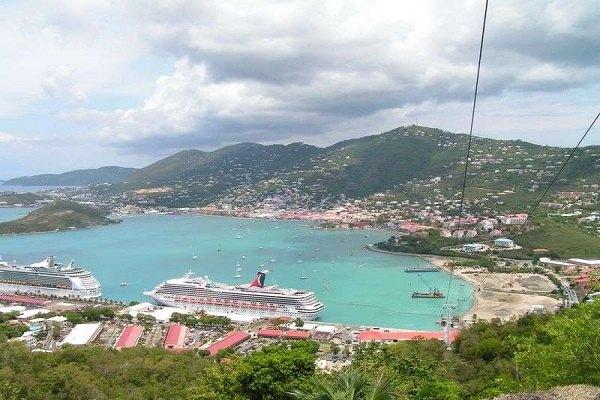 Charlotte Amalie, une ville incontournable des Iles Vierges américaines