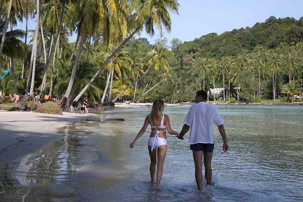 Partir en lune de miel et profiter d'un séjour en amoureux