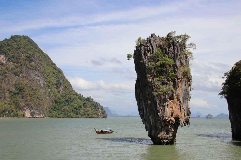 L'Asie en bateau: les lieux à ne pas manquer