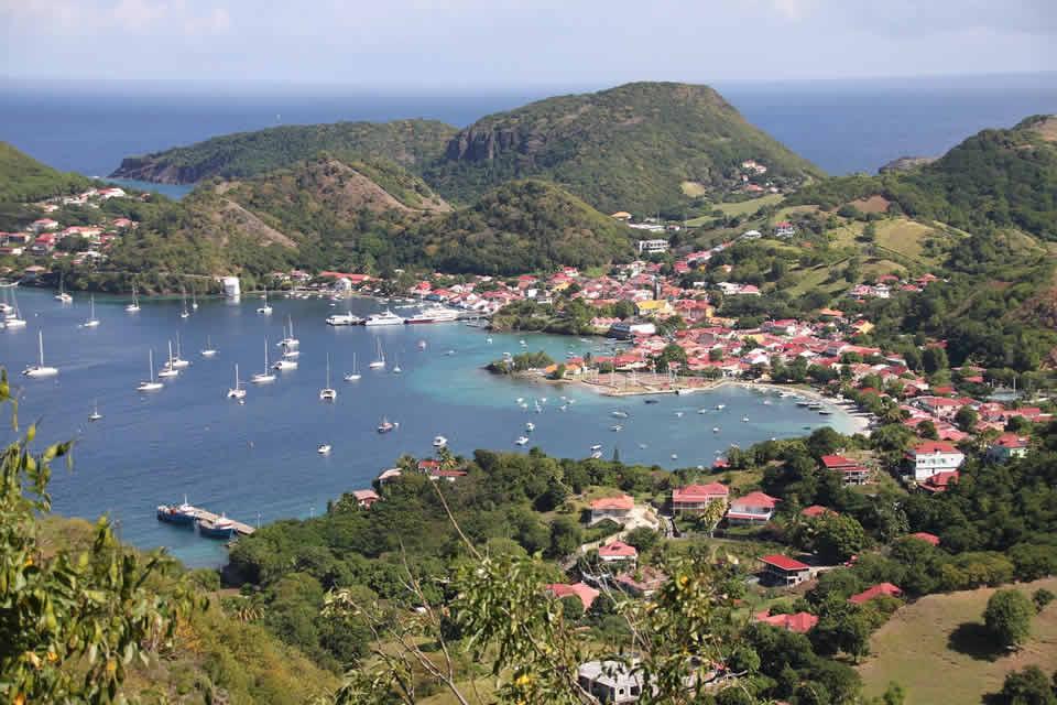 Voyage en Guadeloupe : quelles îles visiter?