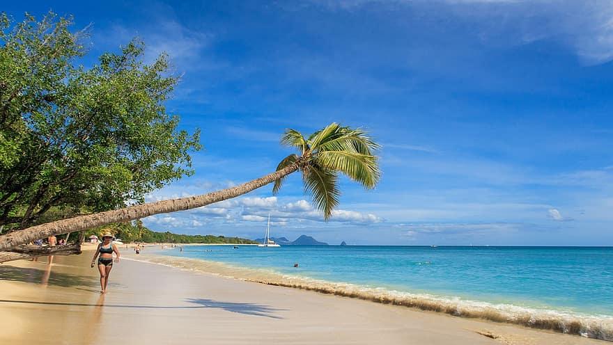 Top cinq des sites incontournables aux Antilles